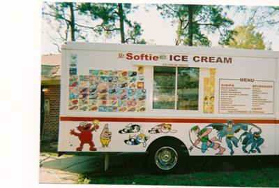 Softee Ice Cream Truck
