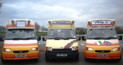 Honours Ice Cream Van Hire
