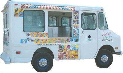 1973 Chevy Original Ice Cream Truck!