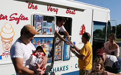 Everybody Loves Mister Softee Texas!
