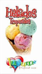 Wholesale Tropical Ices